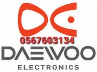 Daewoo Repair center in Abu Dhabi 0567603134