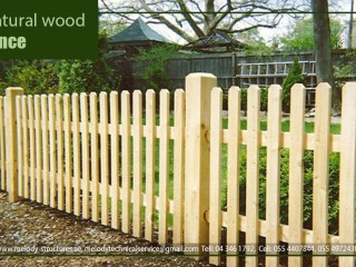 Wooden Fence | Privacy Fence | Wall Fence | Swimming Pool Fence | Garden Fence
