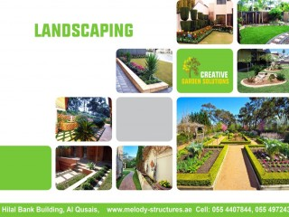 Landscaping Suppliers | Landscaping in Garden Area | Outdoor