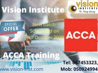 NEW BATCH OF ACCA , RAMADAN OFFER  CALL-0509249945