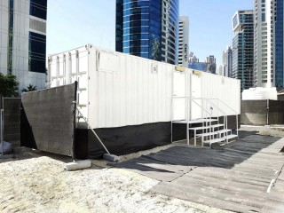Ablution Units for Rent in UAE